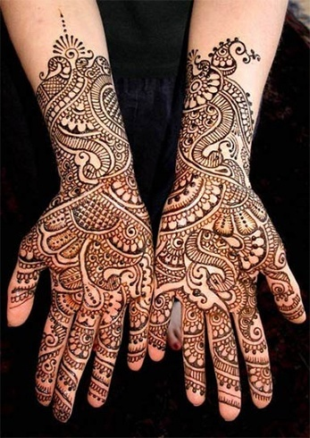Beautiful Punjabi Mehndi Designs